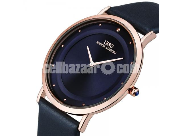 WW0478 Original IBSO Slim Watch 8160G - 2/5