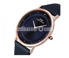 WW0478 Original IBSO Slim Watch 8160G - Image 2/5