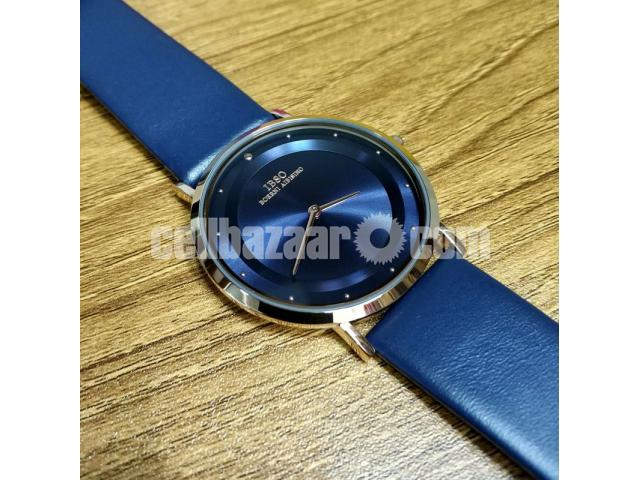 WW0478 Original IBSO Slim Watch 8160G - 3/5