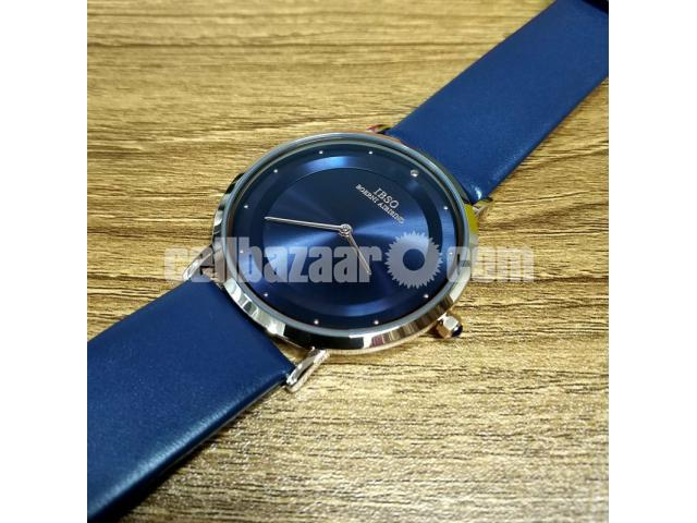 WW0478 Original IBSO Slim Watch 8160G - 5/5