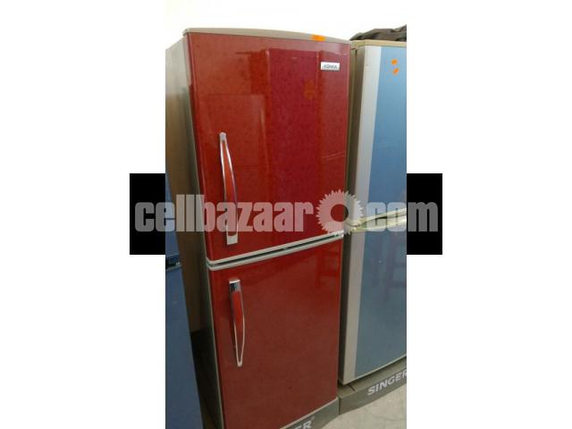 Konka New 10.5CFT Fridge 50% Price Less - 1/3