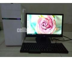 "Core_i7 Desktop_8Gb_1Tb_5Gb GfX_21"" HD - Image 4/4"