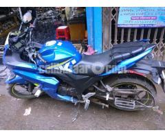 Suzuki Gixxer Sf DD Moto Gp 155 cc for sale - Image 1/3