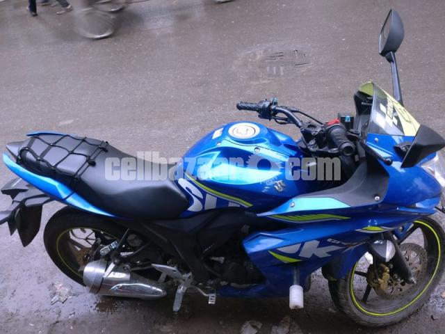 Suzuki Gixxer Sf DD Moto Gp 155 cc for sale - 2/3