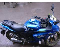 Suzuki Gixxer Sf DD Moto Gp 155 cc for sale - Image 2/3