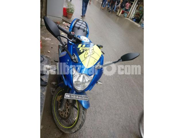 Suzuki Gixxer Sf DD Moto Gp 155 cc for sale - 3/3