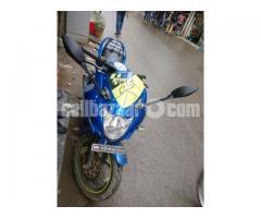 Suzuki Gixxer Sf DD Moto Gp 155 cc for sale - Image 3/3