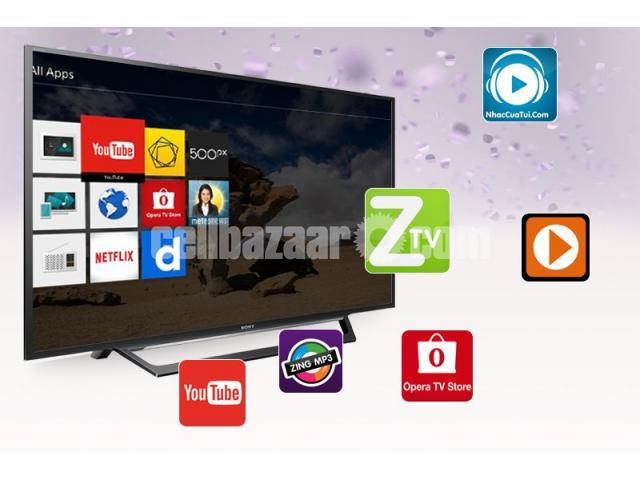 """48""""W652D Sony Bravia Smart TV - 3/3"""