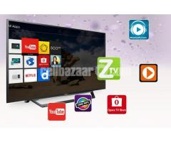 "48""W652D Sony Bravia Smart TV - Image 3/3"