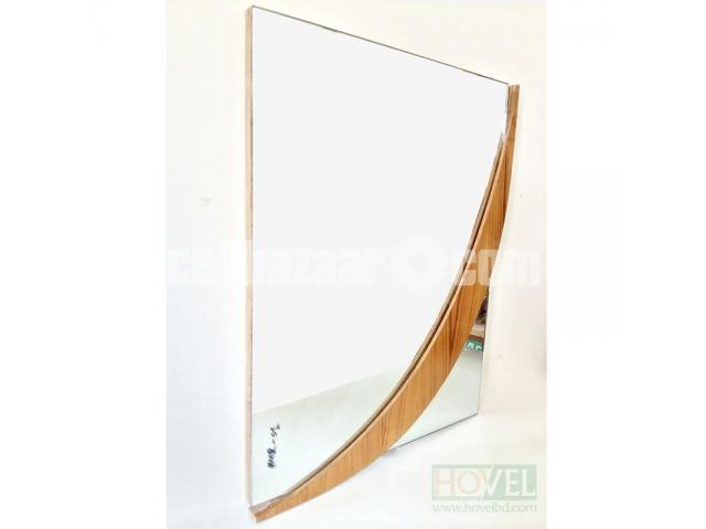 Moon Shape Mirror Frame - 2/2