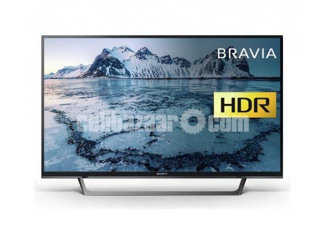 Sony Bravia W660e 49Inch Smart HDR Full HD LED Tv - 1/2