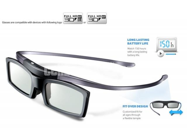 Samsung SSG-5100GB 3D Active Glasses for Television - 2/2
