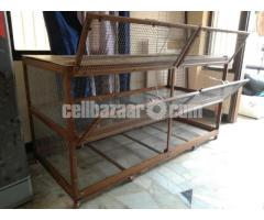 wooden cage for guinea pig, rabbit, fancy bird - Image 3/5