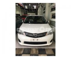 Toyota Axio 2012 X Package