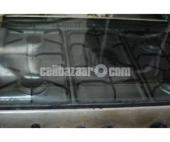 GE Gas Oven - Image 2/2