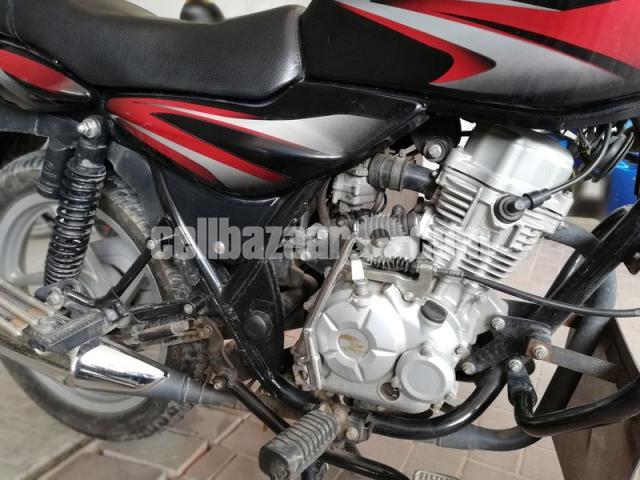 discover 125cc disc 2016 model - 4/5