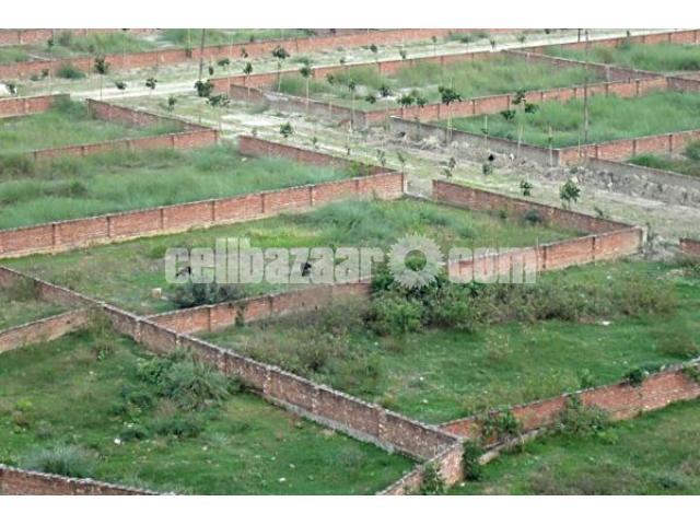 Rajuk Purbachal 22 Sector Plot 3 Katha Plot - 3/3