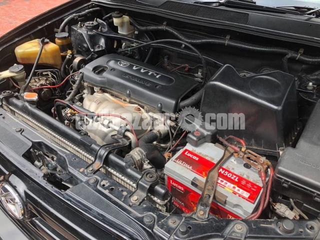 Toyota Kluger L 2006 - 5/5