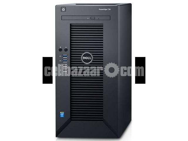 Dell PowerEdge T30 Intel Xeron Mini Tower Internet Server - 1/1