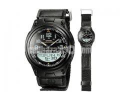 WW0397 Original Casio Youth Dual Time Watch AW-80V-1BV