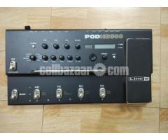 POD HD 300 Guitar Processor from LINE 6