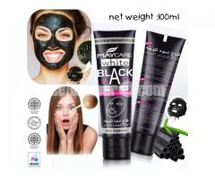 MYCARE White Black Mask Original-100ml