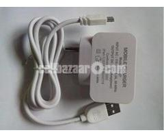 Samsung original mobile phone charger has 5V output