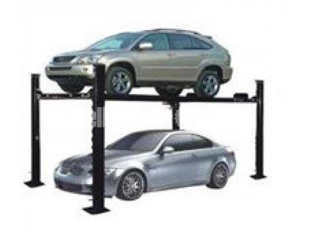 Automated Car parking Lift - 1/4