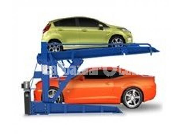 Automated Car parking Lift - 2/4