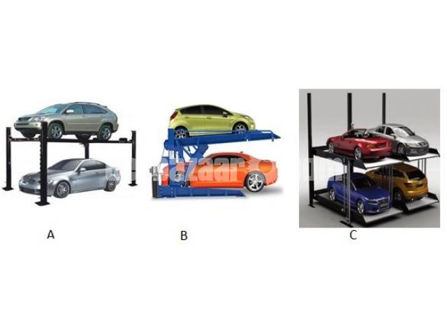 Automated Car parking Lift - 4/4
