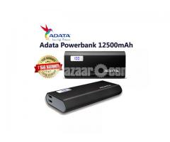 Adata Powerbank 12500mAh Original 1yr warranty