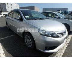 TOYOTA ALLION G LTD SILVER  2014