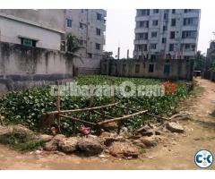 3.65 katha plot sale in Solmaid Badda