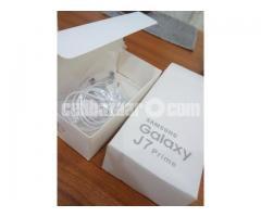 Samsung Galaxy J7 Prime New Full Box