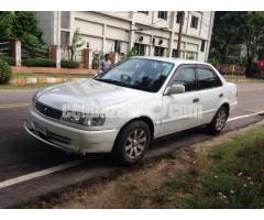 Toyota Corolla 111 xe saloon limited