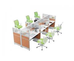 Work Station (Fabric Partition)03