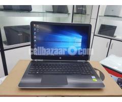 HP Pavilion 15-au102nx Core i5 6th Generation