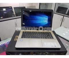 Asus VivoBook X442U Core i5 7th Generation