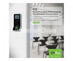 ZKTECOF22 ACCESS CONTROL