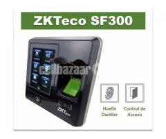 ZKTECO SF300 ACCESS CONTROL WITH TIME ATTENDANCE