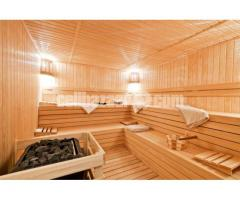 4.5 kw Sauna bath