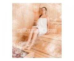 6.kw Oceanic sauna bath