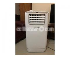 King Post TC1472 1.5 Ton Portable Floor Standing type air-conditioner