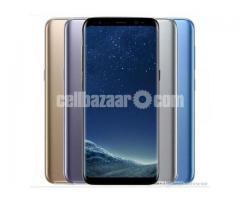 "Samsung Galaxy S8+ 4GB RAM 64GB ROM 6.2"" 12MP Camera Phone"