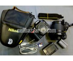 Nikon D90 DSLR Camera with AF-S 18-105mm f/3.5-5.6 VR Lens Kit (Full Package)
