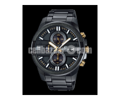 WW0058 Original Casio Edifice Watch EFR-543BK-1A9V