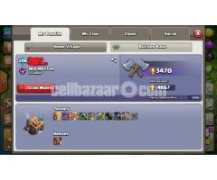 Th11 Max Clash of Clans ID
