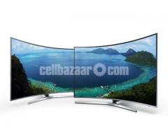 "Samsung JU7000 85"" WiFi 4K Ultra HD 3D Smart Television"