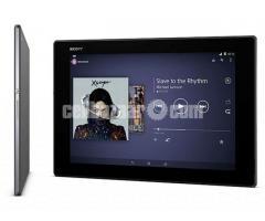 "Sony Xperia Z2 10.1"" Quad Core Slim Waterproof Tablet"