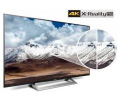 "Sony Bravia X7000E 49"" 4K UHD WiFi Smart LED Television"